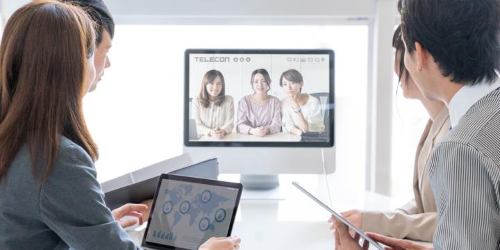 Web会議システムとLiveCallの違い